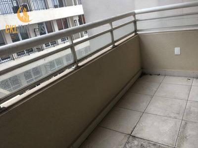 Apartamento Com 1 Dormitório À Venda, 39 M² Por R$ 320.000 - Vila Do Encontro - São Paulo/sp - Ap1260