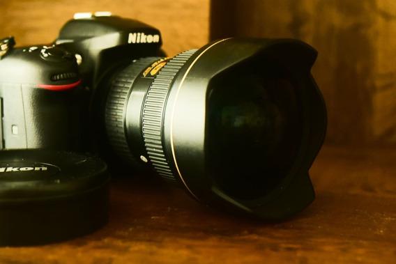 Lente 14-24mm Nikon 2.8 Com Caixa