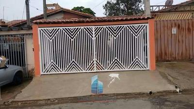 Casa 2 Dts Com Edícula Jd. Monterrey Sorocaba Sp - 04605-1