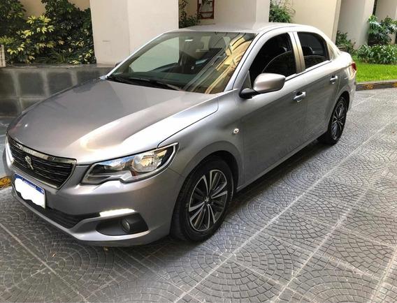 Peugeot 301 1.6 Allure Plus Tip 2017