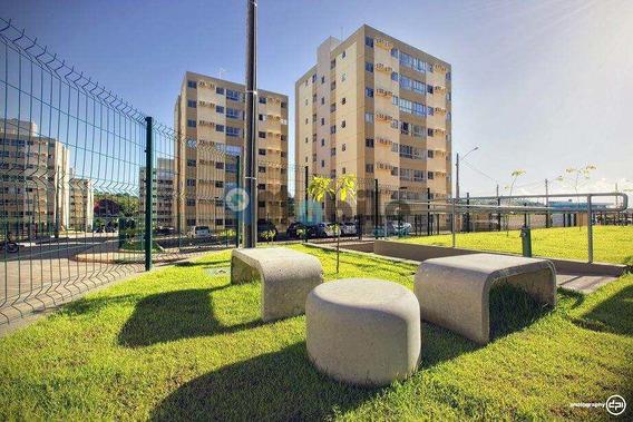Apartamento Com 2 Dorms, Muribara, São Lourenço Da Mata - R$ 127 Mil, Cod: Bs020 - Vbs020