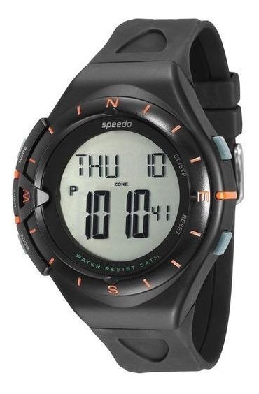 Relógio Speedo Monitor Cardíaco 58010goevnp1 Com 1 Ano Nf