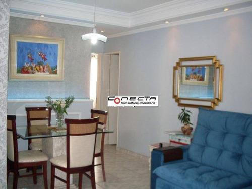 Imagem 1 de 20 de Apartamento Residencial À Venda, Condomínio Parque Dos Pássaros, Valinhos - Ap0255. - Ap0255