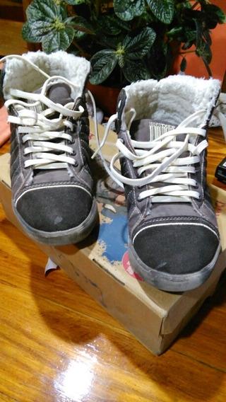 Zapatillas Botitas Hey Dude C/peluche Interior. C/nuevas!!