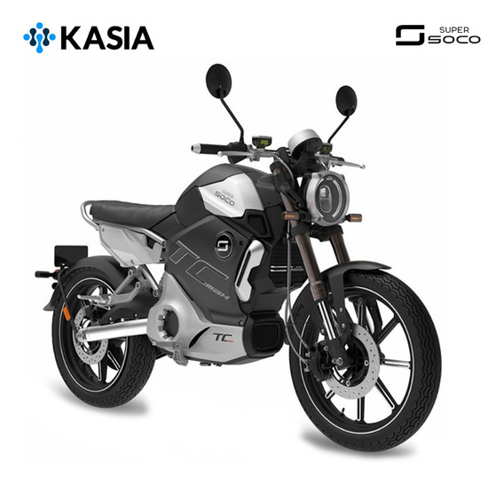 Scooter Electrico Kasia Supersoco Tc Max Motor Bosch