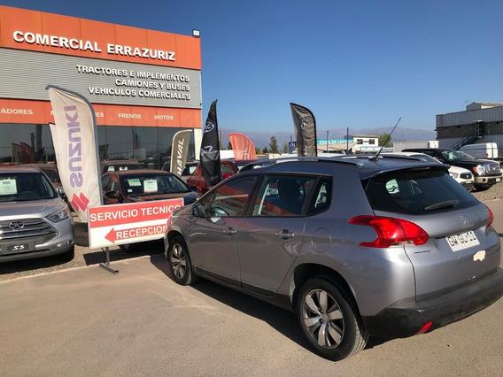 Peugeot 2008 Active 1.2 2014