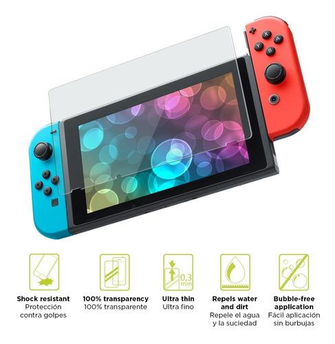 Vidrio Templado Nintendo Switch Gran Calidad Entrega Inmedia