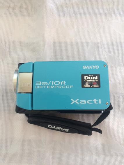 Sanyo Water Proof Xacti Dual Photos E Videos