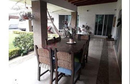 Se Vende Casa De Una Planta, Col Acapantzingo, Cuernavaca Mor.