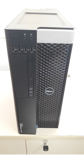 Dell T3600 - Xeon 3.6ghz | 16gb Ram | 256 Ssd | Quadro 4000