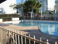 Apartamento Em Camaquã Com 1 Dormitório - Tr8745