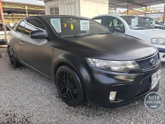 Kia Motors Koup