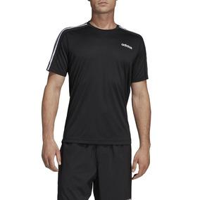 Camisa adidas Design 2 Move 3-stripes Masculino Dt3043