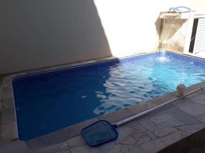 Casa Com Piscina Suarão...use Seu Fgts Como Entrada.
