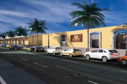 Local En Renta En El Remodelado Centro Historico De Veracruz