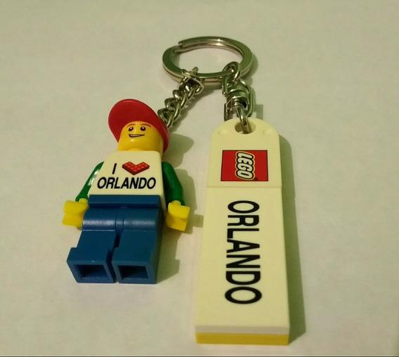 Llavero De Lego, Orlando City, En Oferta!