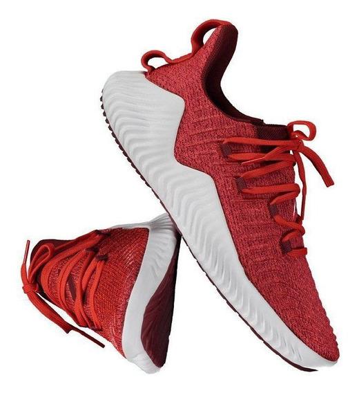 Tênis adidas Alphabounce Trainer Vermelho
