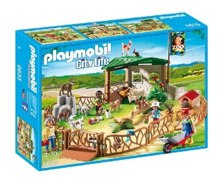 Playmobil - Zoo De Mascotas Para Niños