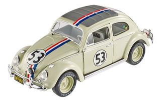 Vw 1962 Herbie Goes To Monte Carlo 1:18 Hot Wheels Elite