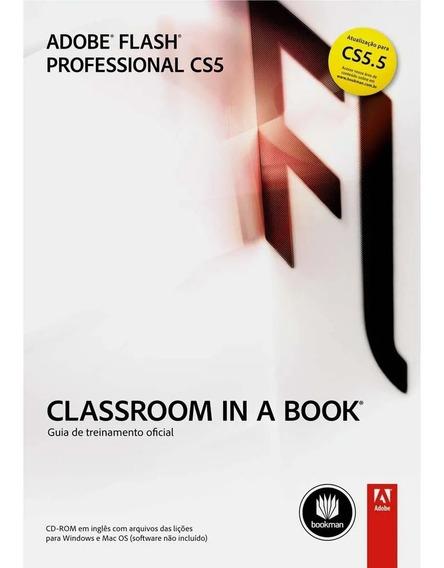 Livro Adobe Flash Professional Cs5