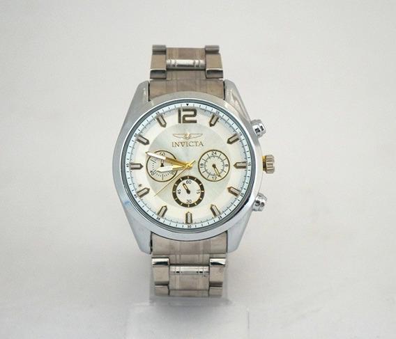 Promoção Relógio Invicta Prata !!