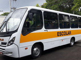 Micro Ônibus Escolar 35 Lugares 2010