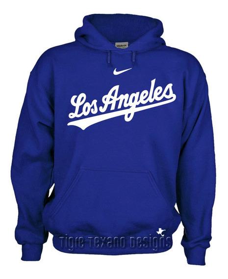 Sudadera Dodgers Los Angeles Mod. P3 By Tigre Texano Designs