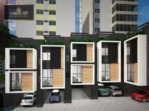 Imagem 1 de 1 de Casa Com 2 Dormitórios À Venda, 180 M² Por R$ 2.800.000,00 - Higienópolis - São Paulo/sp - Ca1896