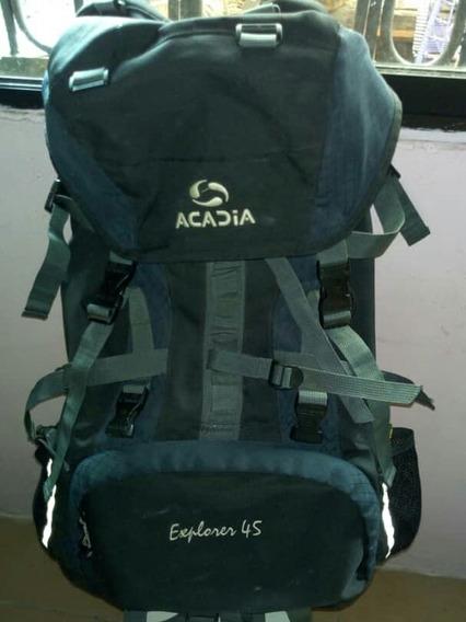 Morral Acadia Explorer 45l-bolso Montañero