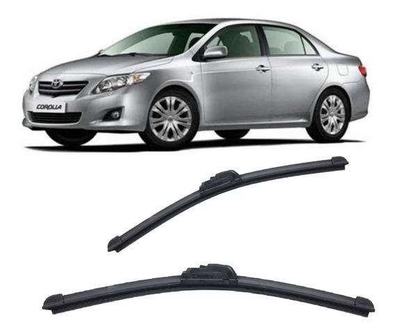 Palhetas Limpador Para-brisa Toyota Corolla 2002 Até 2013