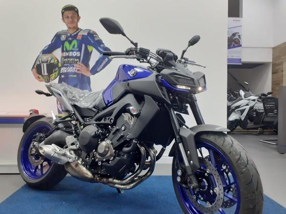 Yamaha - Mt 09 Abs - 2021 - Ipva Grátis