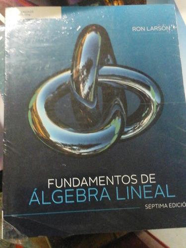 Fundamentos De Algebra Lineal Larson Séptima Edición