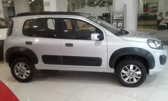Fiat Uno Way Entrega Inmediata Con $96.660 Tomo Usados A-