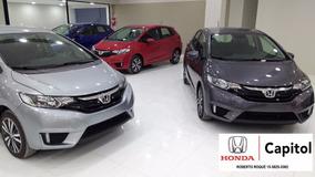 Nuevo Honda Fit *entrega Inmediata. Concesionario Oficial*