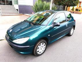 Peugeot 206 Xr 1,4 Mt. Aa. 2005