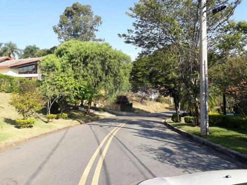 Terreno À Venda, 1073 M² - Condomínio Estância Marambaia - Vinhedo/sp - Te2262
