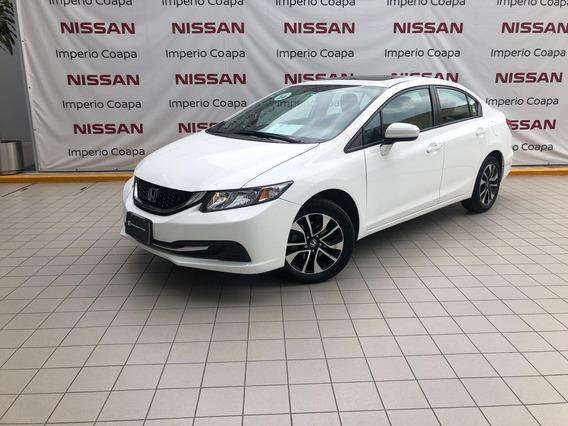 Honda Civic 1.8 Ex At 2014
