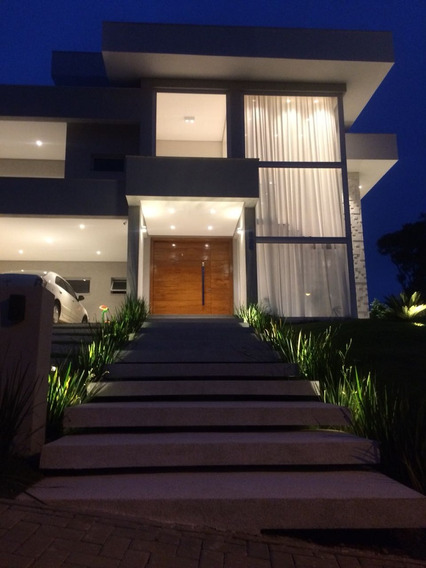 Casa 4 Suítes - Venda - Condomínio Porto Atibaia Ca-387
