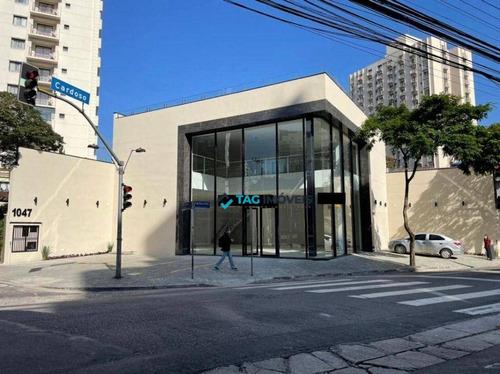 Imagem 1 de 15 de Salão Para Alugar, 550 M² Por R$ 39.800,00/mês - Vila Olímpia - São Paulo/sp - Sl0046