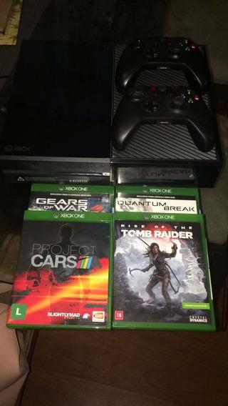 Xbox One, 1 Controle E 12 Jogos