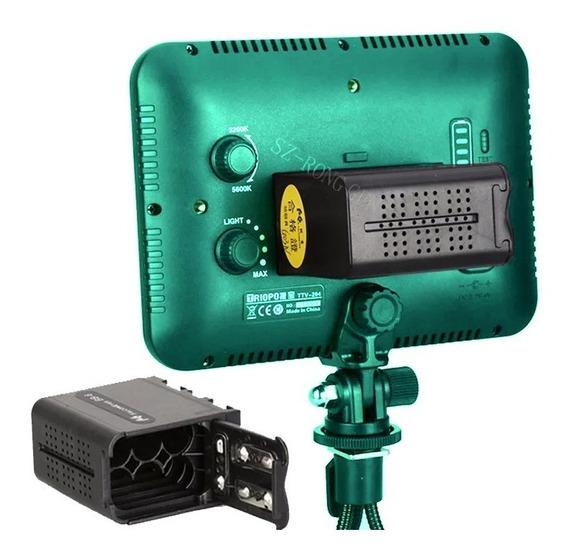 Case Bateria Np F-970 Para Câmeras E Monitores Compatível Np