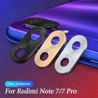 Película Camera Protetor Metal Redmi Note 7