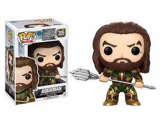 Pop! Heroes: Justice League - Aquaman - Nuevo - Blue Marble