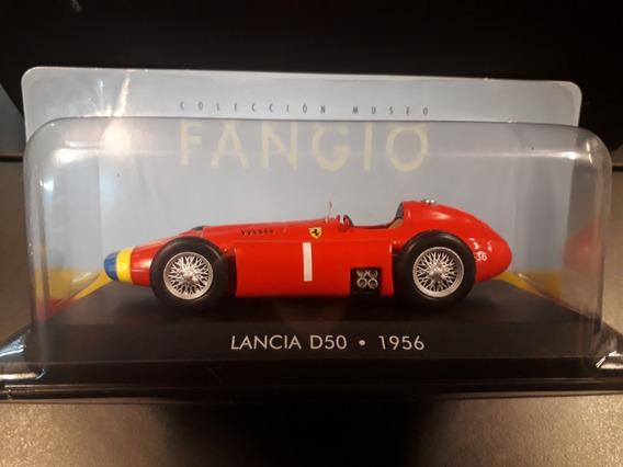 Lancia D50 1956 Fangio 1/43 Coleccion Museo Fangio