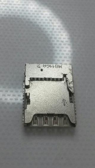 Slot Chip + Cartão Memória Samsung Galaxy J7