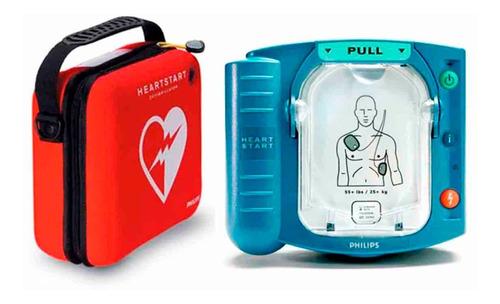 Desfibrilador Externo Automático Dea Heartstart Hs1 Phillips