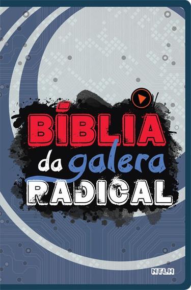Bíblia Da Galera Radical Ntlh - 2ª Edição