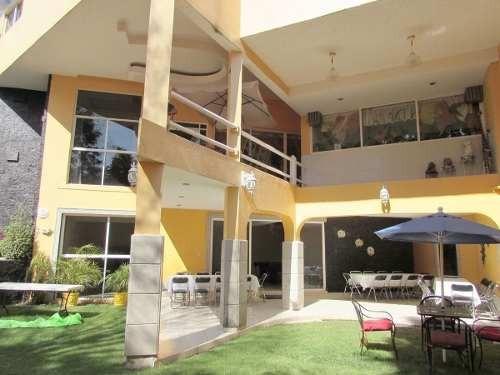 Hermosa Casa En Venta De 1,150 M2 En Fuentes Del Pedregal.