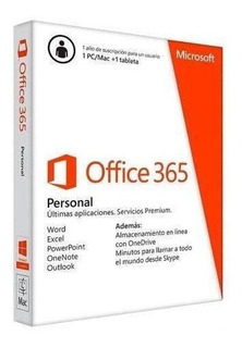 Licencia Office 365 Home 32/64 5 Usuarios 15d Esd 6gq-00088