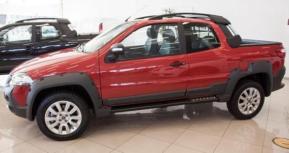 Fiat Strada 1.3 Trekking Multijet Cd 2019 $100.000 - Y Cuota